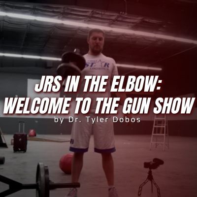Joint Rotational Stiffness (JRS) in the Elbow: Welcome to the Gun Show