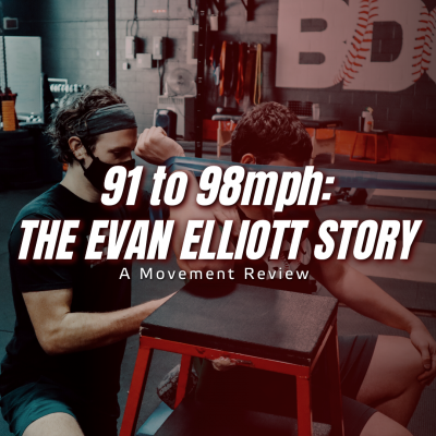 91mph to 98mph: The Evan Elliott Story – A Movement Review