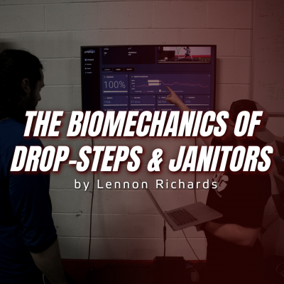What do Constraint Drills Actually Do? The Biomechanics of Drop-steps & Janitors
